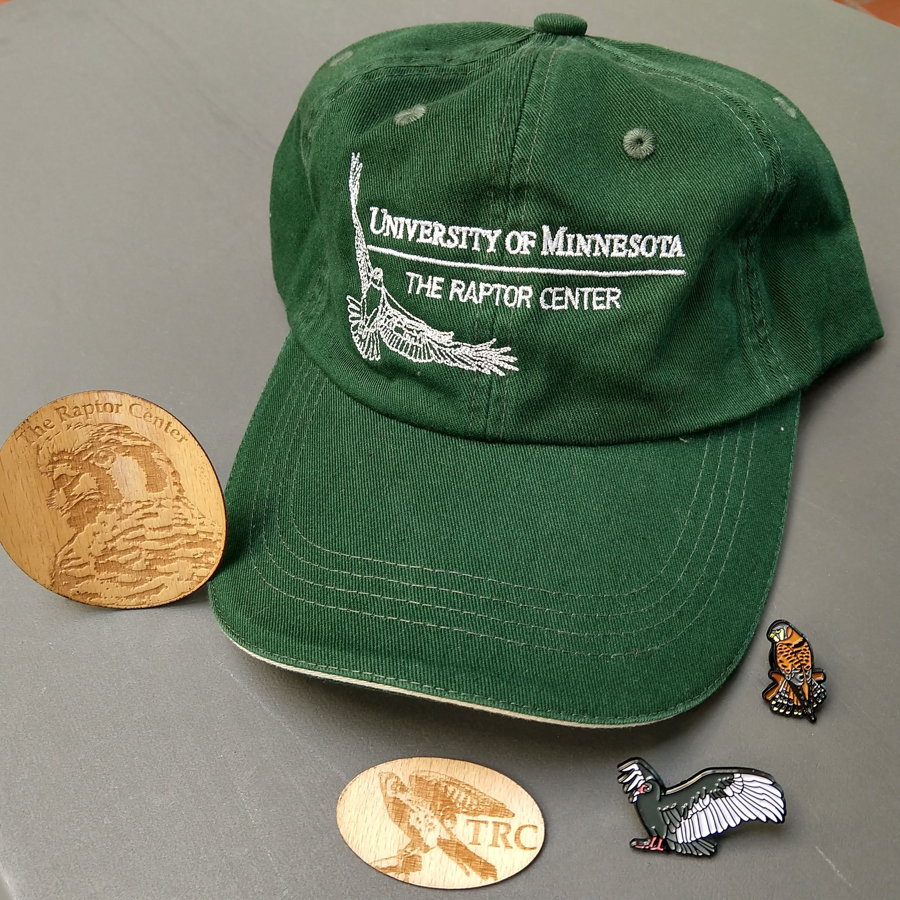 Hat and tokens for shop online link